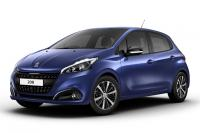 Peugeot 208, Toyota Yaris, Hyundai i20, Hyundai i30