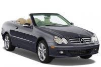 Mercedes CLK 200 Cabriolet, VW EOS Cabriolet